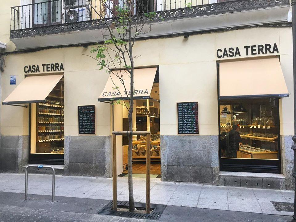 CasaTerra - Tienda de productos alimenticios a granel