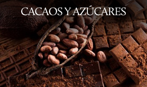Cacaos y Azúcares